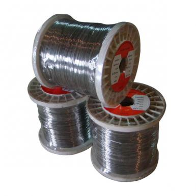 Industrial flat nichrome wire Cr20Ni80 heating wire